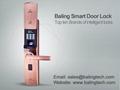 digital deadbolt lock security