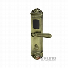 hotel card lock rf ID hotel room lock famous brand made in china