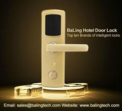 hotel rfid lock rfid door lock portable hotel door lock reliable vendor in china
