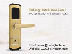 swipe card entry key card access security door lock reliable vendor