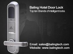 biometric readers magnetic card door lock hotel doors manufacturer