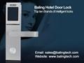 ic card lock rfid card lock card key