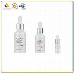 Glass Essentilal Oil Bottles With Child TamperProof Dropper
