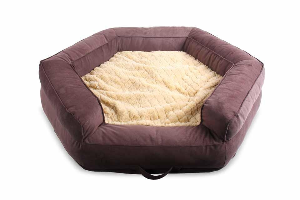2015 New Design High quality HexagonComfortable and durable pet bed for dogs 1