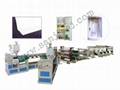 PE Solid Sheet Extrusion Line SJ120