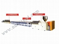 PS Foamed Picture Frame Extrusion Line