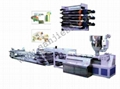 PVC Marble Type Sheet Extrusion Line