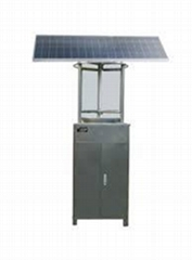 QT - CB02 Solar energy automatic insect pest inspection lamp