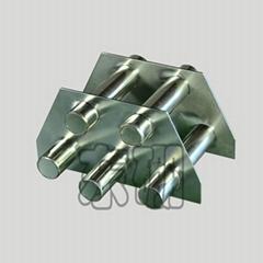 注塑机料斗除铁五管双层磁力架