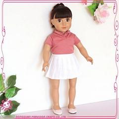 18 inch Vinyl Cloth Doll Toy
