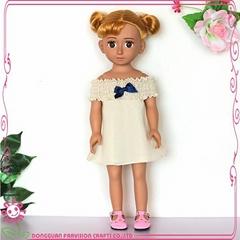 18 inch Western style newest design doll