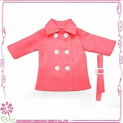 Super quality latest 18 inch doll clothes