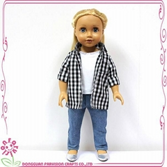 Wholesale fashion kid gift 18 inch doll toys