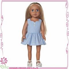 18 inch vinyl dolls for kids Christmas