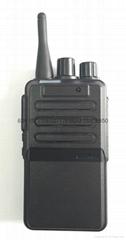 睿讯RX-TK801无线多人对讲方案