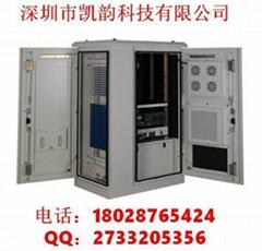 廣電用戶外一體化OLT機櫃