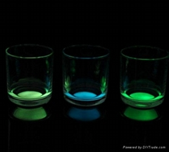 New Material Night Light Glass Cup