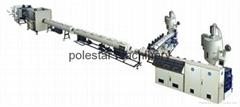 Glass fibre PPR pipe extrusion line
