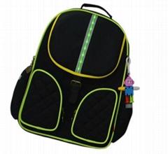 Flash LED schoolbag