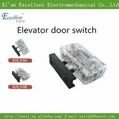 elevator parts, elevator door switch