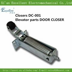elevator  parts  door closer