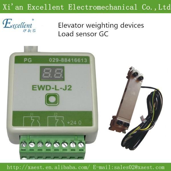 elevator  parts load cell sensor EWD-L-J2 1