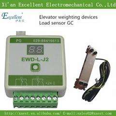 elevator  parts load cell sensor EWD-L-J2