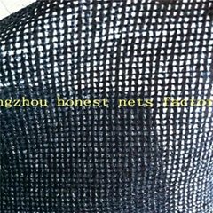 black sun shade net with uv resistant for agriculture in greenhouse
