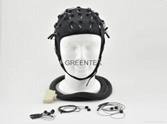 格林泰克Neuroscan兼容脑电图帽