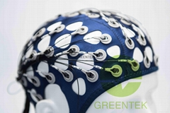 格林泰克BP兼容脑电图帽