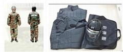 彩單防護服