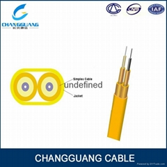 Indoor Simplex 1 core Fiber optical cable