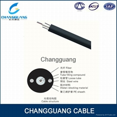 4 core Single mode  Non-armored GYXY cable