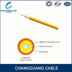 Factory price 12 core  indoor fiber optic cable