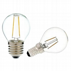 LED Filament Bulb mini Global G40 G45 2W 4W-dimmable