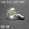 LED Filament Bulb mini Global G40 G45 2W 4W-dimmable 3