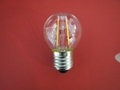LED Filament Bulb mini Global G40 G45 2W 4W-dimmable 4