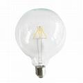 LED Filament Bulb Global 4W 6W 8W 10W 12W 16W-dimmable 2
