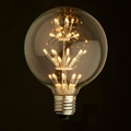LED star Bulb- decorative-dimmable