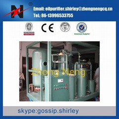 Multi-Function Vacuum Waste Oil Recycling Machine