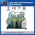 TYC Lube Oil Regeneration Oil Purifier Equipment