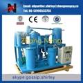 Series TYA Lubricating Oil Purification Plant, Engine Oil Purifier Machine
