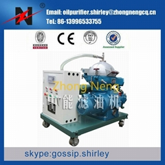 Centrifugal Vacuum Oil Purifier Equipment, Oil Filtration Plant