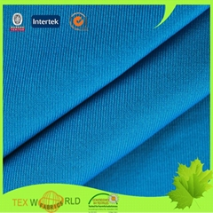 Textile Knitted Stretch Nylon Spandex Single Jersey Fabric (WNE1102)