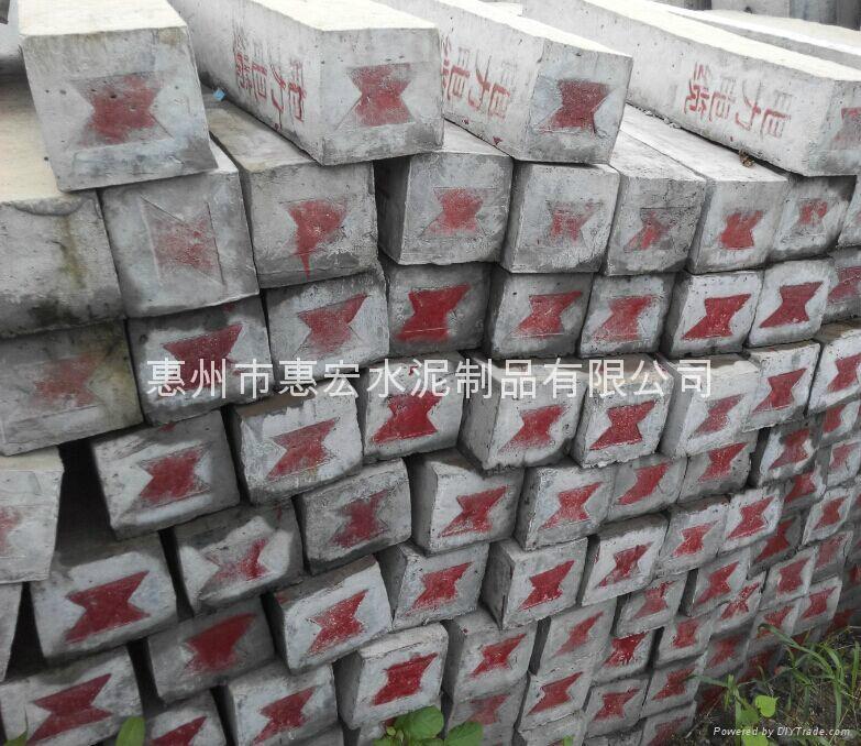 深圳水泥通信標磚制品 5