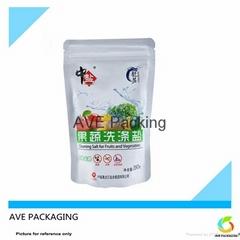 Plastic flexible packaging bag