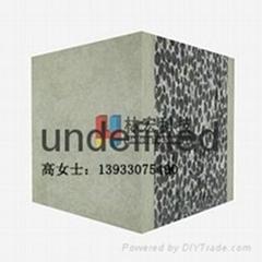 高档装修用菱镁轻质隔墙板