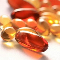 Soybean isoflavone Softgel Capsule