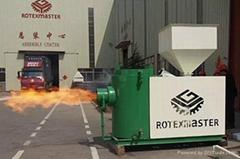 Save Energy Biomass Pellet Burner