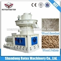 Hot Sale Biomass Wood/Rice Husk/Coconut Fiber/ EFB Pellet Machine Made by rotexm 3